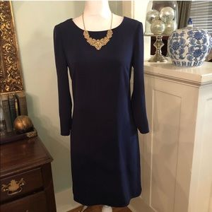 Laundry by Shelli Segal Blue Dress Size 8